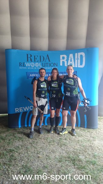 rewoolution raid 2014 team